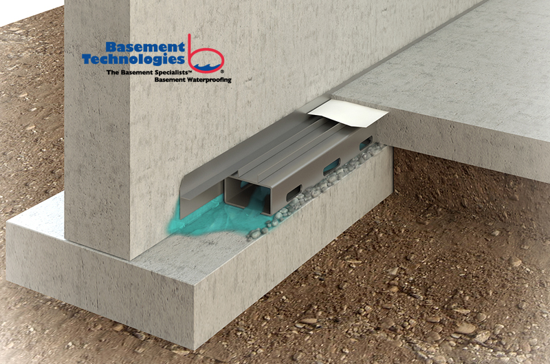 Fix drainage issues with our waterproofing services