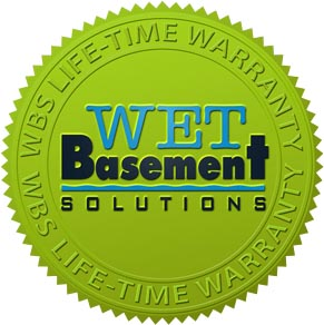 Life-Time Warranty For Wet Basement Repairs